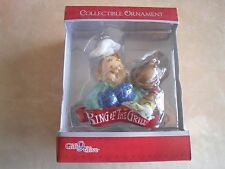 Collectible Ornament Ring of the Grill  Christmas Tree Ornament