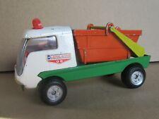 411O Vintage Lone Star England Top Boy Truck Benne L 4 7/8in Die Cast
