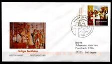 Bonifatius. FDC(1)-Brief. Berlin. BRD 2004