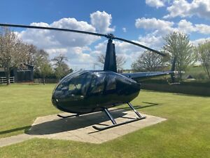 ROBINSON R44 RAVEN HELICOPTER 2007 VAT PAID, WITH 11 YRS REMAINING TO OH