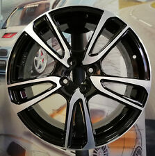 "Set 4 Cerchi in Lega 17"" per MINI COOPER R50-53 Ruote Alloys Felnik Räder ABD"