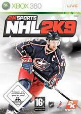 XBOX 360 NHL 2K9 2KSPORTS * EISHOCKEY *  BRANDNEU