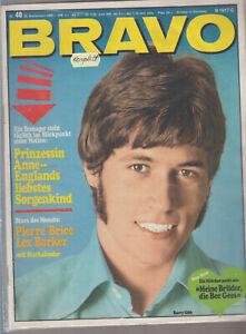Bravo 1968 Nummer 40 komplettes Heft sehr guter Zustand.
