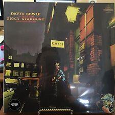 DAVID BOWIE ZIGGY STARDUST UK PRESSED IN GERMANY VINYL LP PARLOPHONE