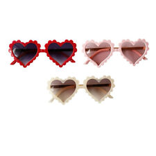 3x Children Boys Girls Plastic Sunglasses Shaped Glasses