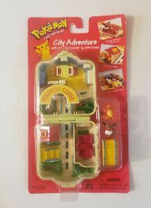 Pokemon 1999 City Adventure Playset - New & Sealed