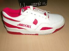 vintage shoes brooks skyteam    collectors only    7 usa  new 1980 90  nos white