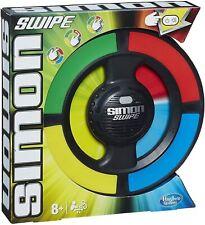 SIMON SWIPE ELECTRONIC MEMORY GAME HASBRO SIMON SAYS BRAND NEW 8+