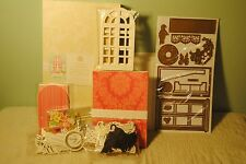 Anna Griffin Window Ledge Card Making kit and cutting dies