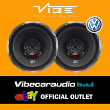 "Vibe Optisound Altavoz componente Kit Rms 90W 6.5/"" para VW Scirocco MK3"