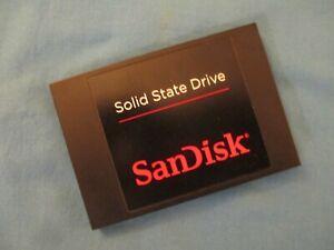 """128GB Sandisk SDSSDP-128G 2.5"""" SATA SSD Hard Drive HDD"""