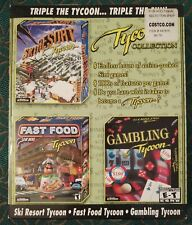 Tycoon Collection PC CD-ROM Box Game