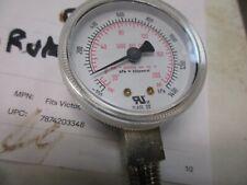 2 X 200 Psi Welding Regulator Repair Replacement Gauge For Oxygen 14 18 2
