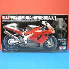 Tamiya 1/12 Yoshimura [Hayabusa X-1 (Suzuki GSX1300R)] model kit #14093