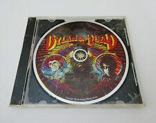 Grateful Dead Bob Dylan 1989 Picture Disc CD Dylan & The Dead Rick Griffin Art