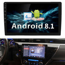 "10.1"" Double 2 Din Touch Screen Car MP5 MP3 Player Bluetooth Stereo FM Radio"
