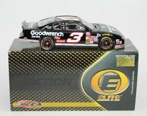 Dale Earnhardt Sr 2001 #3 GM Goodwrench Service Plus 1:24 Action Elite /2496