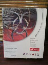 McAfee Active Virus Defense Verson 4.5 - (NEW SEALED)