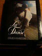 LIVRE : DAVID HAMILTON, la danse