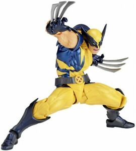 Kaiyodo figure AMAZING YAMAGUCHI Wolverine complex 155 mm ABS & PVC from Japan