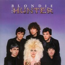 BLONDIE THE HUNTER 1982 NEW WAVE ROCK AUDIO CD NEW