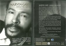 RARE / DVD - MARVIN GAYE : BEHIND THE LEGEND / COMME NEUF - LIKE NEW