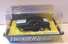 JL JOHNNY LIGHTNING T-JET 500 SLOT CAR HO SCALE TUFF ONES CHEVY CHEVELLE GRN/WHT