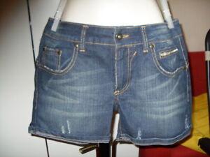 SISTE'S  Pantaloncini Shorts Jeans Taglia 42