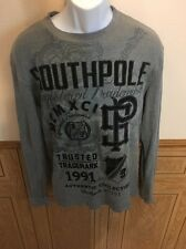 Southpole Authentic Collection Size Medium Long Sleeve