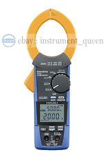 HIOKI CM4373 AC and DC clamp meter True RMS 2000A for the Toughest Situations