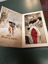 Hallmark Special Edition 1995 Holiday Memories Barbie Mattel 14106 NIB