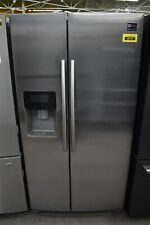 """Samsung Rs25J500Dsr 36"""" Stainless Side By Side Refrigerator #48747 Hrt"""