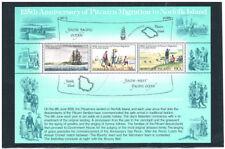 NORFOLK ISLAND 1981 Pitcairn Migration to Norfolk Island S/S