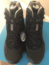 Columbia Men's Backramp Techlite Insulated Waterproof Winter Boots Black Si