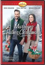 MARRYING FATHER CHRISTMAS New DVD Hallmark Sequel to Finding Father Christmas