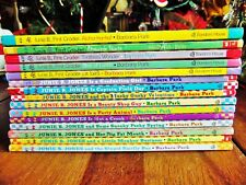 15 USED JUNIE B. JONES BOOKS BY BARBARA PARK 1-4 9-11 14 16-21 26 SOFTCOVER