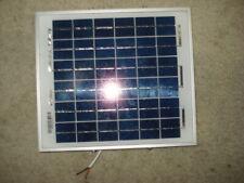 SolarLand Model: Slp005-12U, 5 Watt Solar Panel