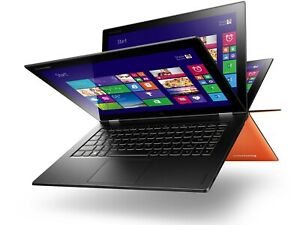 Lenovo Yoga 2 13 2 in 1 Convertable 20344 Notebook Core i5 4gb 128gb 13.3' Touch