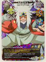 PrismCard Custom Card Game CCG Hinata Hyuga - Limited 5 Naruto Fan