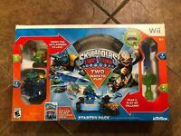 Skylanders Trap Team Starter Pack Nintendo Wii Game Box Set NEW SHIP FAST