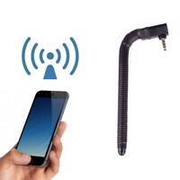 3.5mm Jack Plug Mobile Cell Phone External Signal Booster Enhancement Antenna