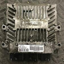 Calculateur SID803A CITROEN JUMPY 5WS40615C-T SW9665100380 HW9661642180
