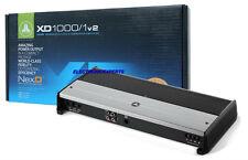 JL AUDIO XD1000/1v2 AMPLIFIER 2000 WATT MONO SUBWOOFER CAR SUB AMP NEW XD10001v2