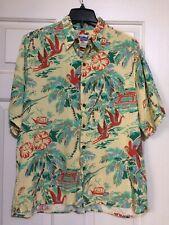 04abe5ec Reyn Spooner - NFL Super Bowl XXXV - 2001 - Men's Aloha Shirt - Limited -