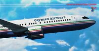 Cayman Airways Timetable  October 26, 1997 =