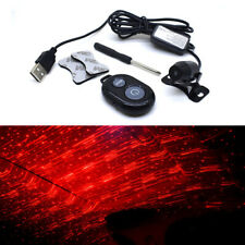 LED Starry Sky Star Light Car Interior USB Ceiling Lamp Music Control Universal