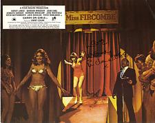 Hand Signed 8x10 original CARRY ON GIRLS Lobby Card photo WENDY RICHARD + my COA