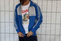 Adidas Vintage 80s 90s Jacke jacket Sweater Gr. D48 ca. M EP7