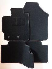Fußmatten Autoteppiche für Toyota Yaris II ab Bj.2005-2011 Nadelfilz