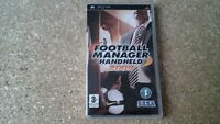 Football Manager Handheld 2009 (Sony PSP, 2008) - European Version